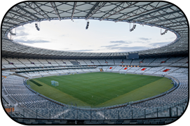 Estadio Mineirao Stadium, Brazil -FIFA World Cup
