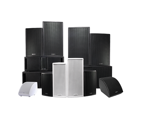 V Series engineered loudspeaker systems